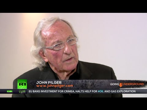 UK - Afshin Rattansi goes underground with a roundup of 2014. John Pilger warns of a 'real possibility' of a nuclear war between Russia and the US, with Western coverage of Ukraine where the...