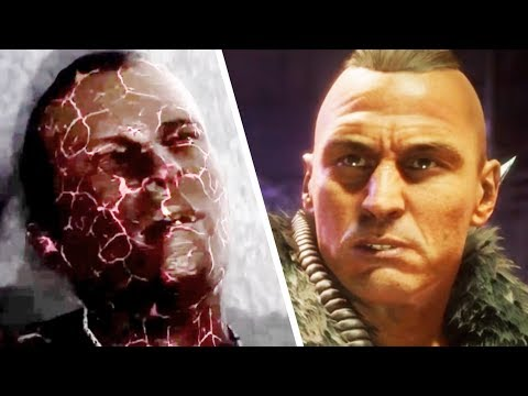 How Kabal Gets Burned & Turns Evil - MORTAL KOMBAT
