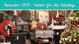 November 2016: Gather for the Holidays