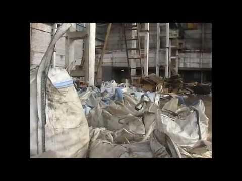 Подпольный мусорный завод с.Старокучергановка