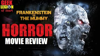Nonton Frankenstein Vs The Mummy   2015   Horror Movie Review Film Subtitle Indonesia Streaming Movie Download