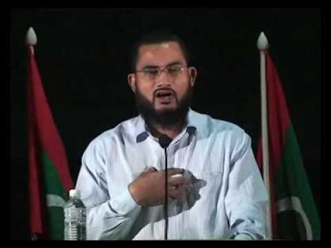 Dhuvas - trailer of the lecture given by sheikh Ilysa Hussein in alimas carnival stage on 01/02/2009 Sunday.