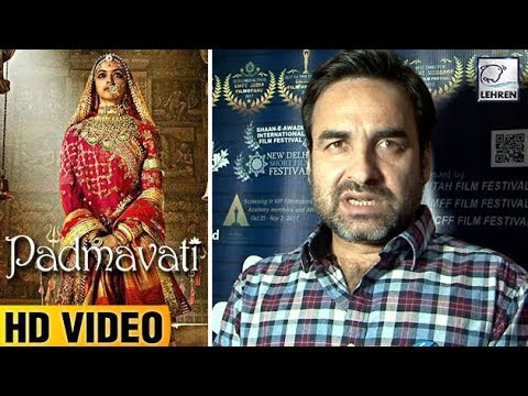Pankaj Tripathi REACTS To Padmavati Controversy