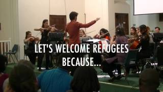 Launch concert with Islington Centre for Refugees and Migrants
