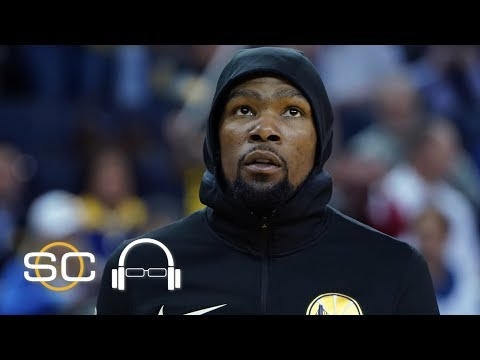 Stephen A.: Kevin Durant is the Warriors' last hope | 2019 NBA Finals | SC with SVP