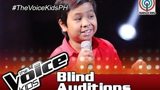 """Video The Voice Kids Philippines 2016 Blind Auditions: """"One Call Away"""" by Peter MP3, 3GP, MP4, WEBM, AVI, FLV Desember 2017"""