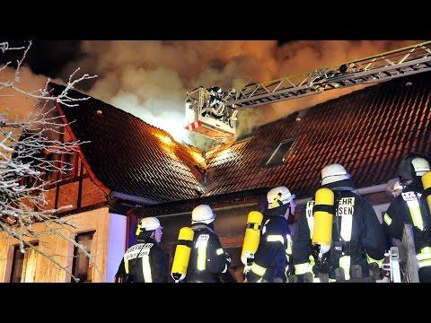 Zwei Tote bei Wohnhausbrand in Hörle