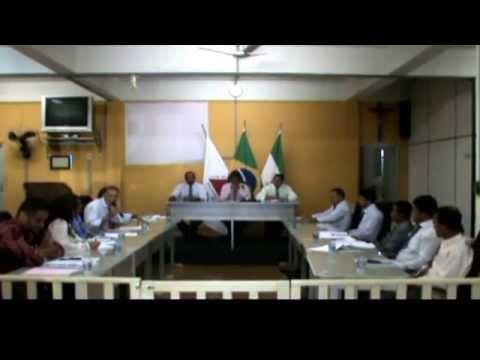 10ª Reunião Ordinária da Câmara Municipal – Exercício de 2014