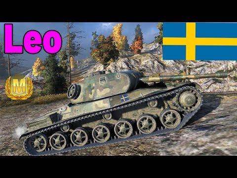 Szwedzki Leo! - World of Tanks