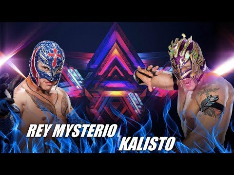 Rey Mysterio Vs. Kalisto: Fantasy Warfare