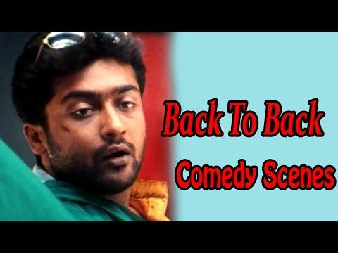 Siva Putrudu Movie Back To Back Comedy Scenes Part - 01 || Vikram, Surya, Laila