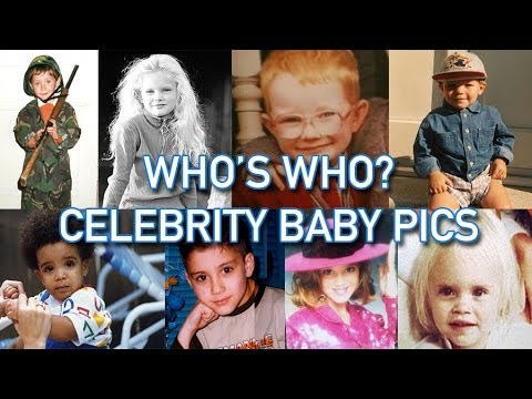 21 Celebrity Baby Photos That Will Melt Your Heart