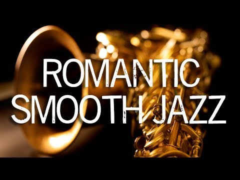 Jazz Music   Romantic Smooth Jazz Saxophone   Relaxing Background Music With Fire And Water Sounds