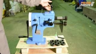 Ручной зиговочный станок TZ 12 MetalMaster