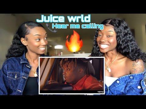 Juice WRLD - Hear Me Calling (Official Music Video) REACTION!! 👀