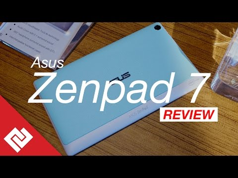 Asus Zenpad 7.0 Review & Unboxing: Best 7-inch Android Tablet!