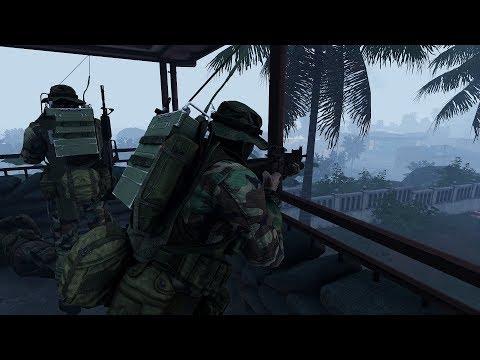 "Arma 3 SEAL Team 3 ""Operation Keeping Faith 11"""