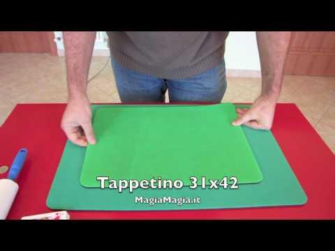 Tappetini close up manutenzione e trasporto