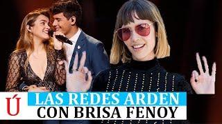 Video Brisa Fenoy desata las redes con un mensaje a Amaia y Alfred antes de Eurovisión 2018 Tu Canción MP3, 3GP, MP4, WEBM, AVI, FLV Mei 2018
