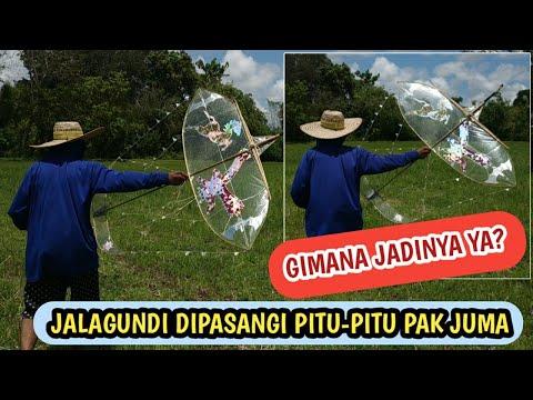 Ketika Jalagundi Bawa Terbang Pitu-pitu Bugis nya Pak Juma' Apa Yang Terjadi?
