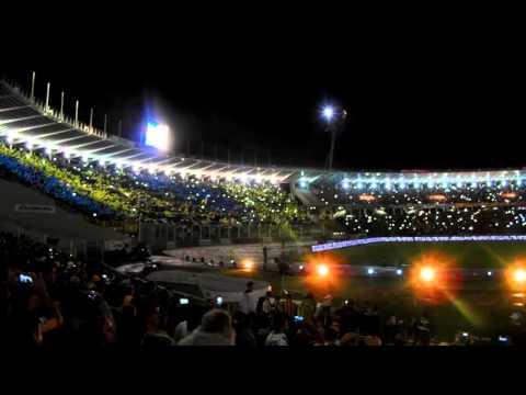 Video - hinchada Canaya- Copa Argentina 2015/16 - Los Guerreros - Rosario Central - Argentina