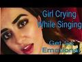 #66 | Crying while Singing girl Get very Emotional | Kal ho Na ho | Bollywood Hindi Cover Song