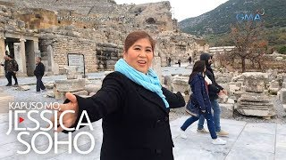 Video Kapuso Mo, Jessica Soho: Iba't ibang tourist attractions sa Turkey MP3, 3GP, MP4, WEBM, AVI, FLV Desember 2018