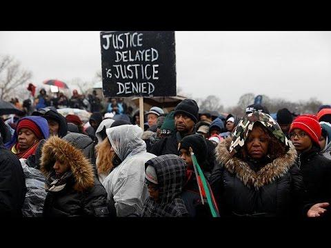 Διαδήλωση στην Ουάσινγκτον κατά του Ντόναλντ Τραμπ