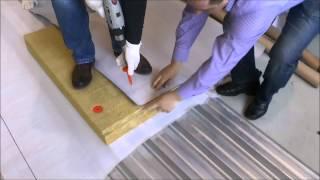 Применение теплоизоляции изорок в утеплении кровли