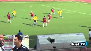 Preview video PUGLIA SPORT LATERZA-GINOSA 3-1 Dopo un'ora di equilibrio un autogol di Montelli apre la strada al Laterza