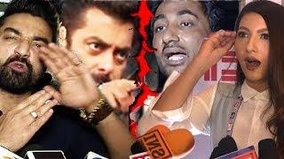 Video Gauhar Khan REACTS ON Salman Khan, Zubair Khan BIG FIGHT, Ajaz Khan EXPOSED Zubair Khan MP3, 3GP, MP4, WEBM, AVI, FLV Oktober 2017