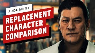 Judgment: Post-Scandal Character Comparison by IGN
