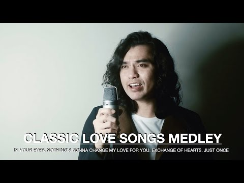 JexTV Presents | JexCovers: Classic Love Songs Medley by Jex de Castro