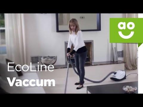 Miele Complete C3 Silence EcoLine Vacuum | ao.com