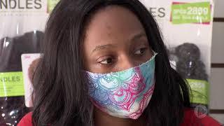 Cabeleireira tem prejuízo de R$20 mil após ter salão furtado