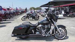 8. 615982 - 2017 Harley Davidson Street Glide   FLHX - Used motorcycles for sale