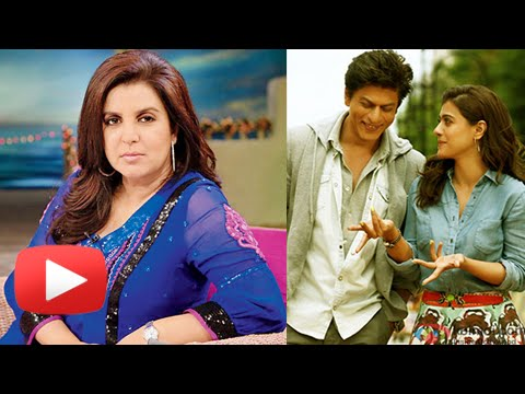 Farah Khan To Choreograph SRK-Kajol For A Love Son