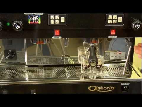 Astoria Technical: Espresso Machine Programming