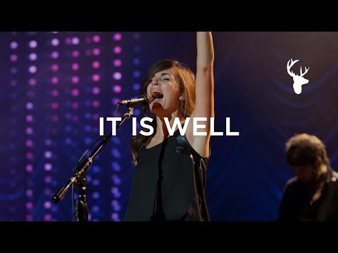 It Is Well - Kristene DiMarco | You Make Me Brave