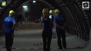 Petanque 600 metrów pod ziemią w Kłodawie