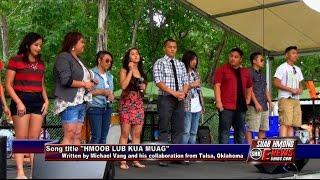 Suab Hmong News:  HMOOB LUB KUAG MUAG at CHAT stage 2014 Hmong Freedom Celebration