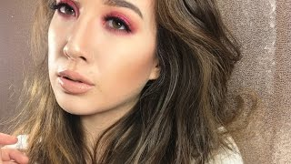 I love the colourpop super shock eye shadows. They're soft, theyre creamy, and there is ZERO fallout. I wanted to this this look on...