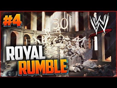 WWE 2K17 Royal Rumble I БОИ ПОДПИСЧИКОВ#4