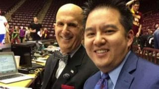Political correctness reaches new lows and heights of absurdity. But here's the kicker: the ESPN announcer named Robert Lee is Asian.