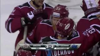 Динамо Р - Нефтехимик 3-2 Б