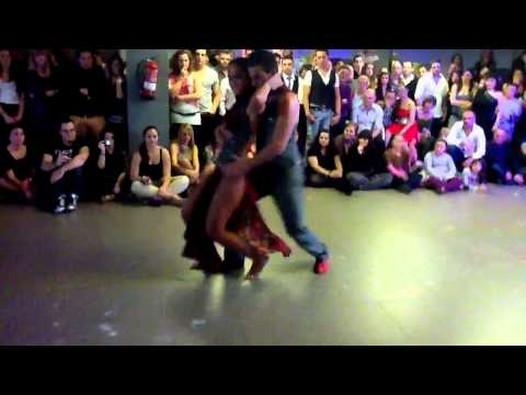 Daniel and Desiree. Shows, Costa daurada bachata festival 2012 (видео)
