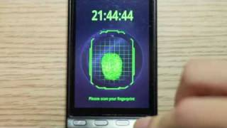 FingerPrint Scanner Joke YouTube video