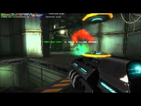 Official Alien Arena 2011 trailer