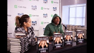 """Video Charlamagne Tha God Book Signing """"Shook One: Anxiety Playing Tricks on Me."""" MP3, 3GP, MP4, WEBM, AVI, FLV Oktober 2018"""