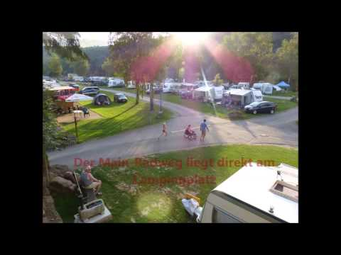Campingpark Wertheim-Bettingen Video